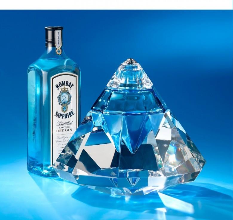 10. Bombay Sapphire Revelation – $200000 алкоголь, стоимость