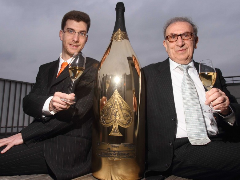 7. Armand de Brignac Midas – $215000 алкоголь, стоимость