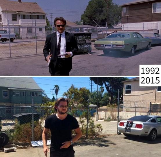 Бешеные псы голливуд, кино, лос-анджелес, место съемки изменить нельзя