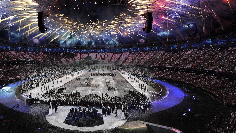 Как открывали Олимпийские игры с 1896 года и до наших дней греция, лондон, москва, олимпиада, рио, спорт