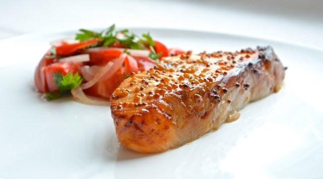 Форель по-бергамски еда, кухня, рыбные блюда