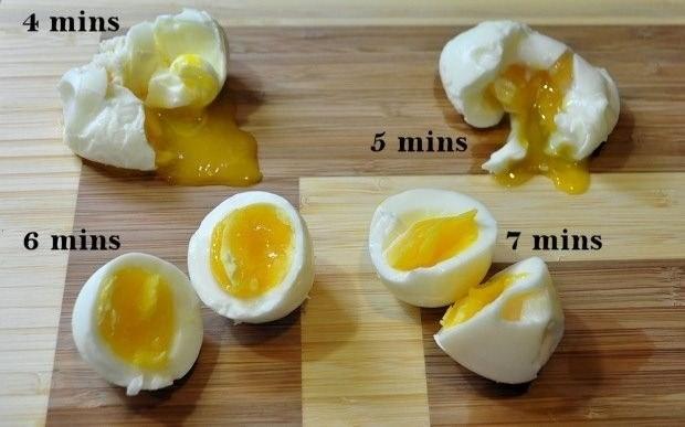 Варим яйца по вкусу домашние хитрости, еда, кухня, хозяйка