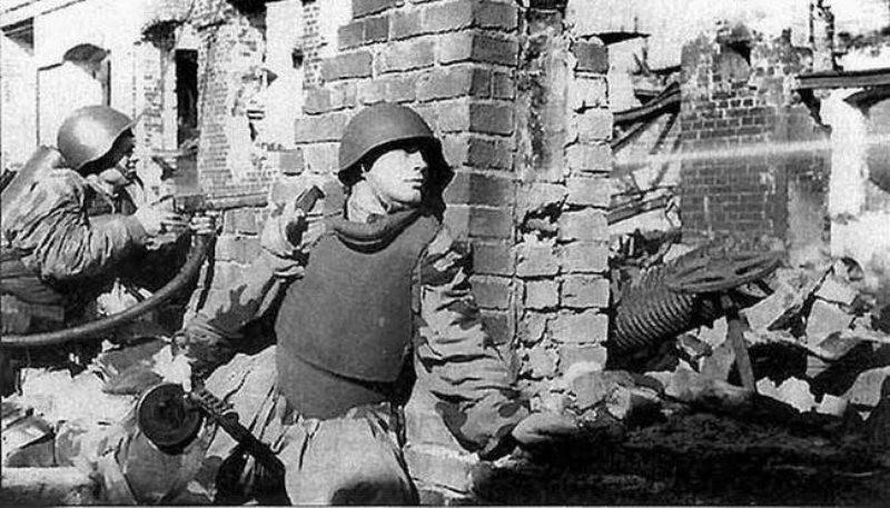 СН-42: Бронежилет Советской Армии времен Второй Мировой бронежилет, война