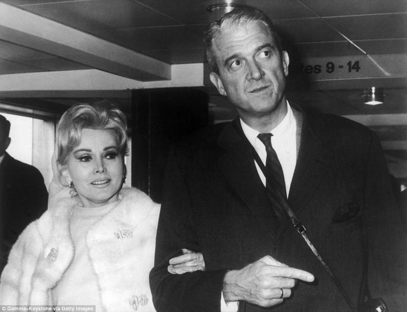 Пятый муж - Джошуа С. Косден-мл. (1966-1967) Жа Жа Габор, актриса, жизнь, смерть