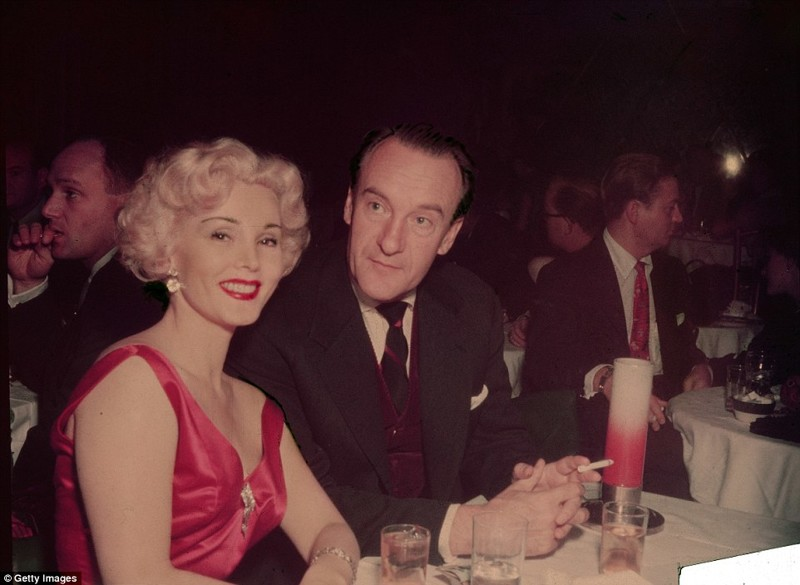 Третий муж - Джордж Сандерс (1949 - 1954) Жа Жа Габор, актриса, жизнь, смерть