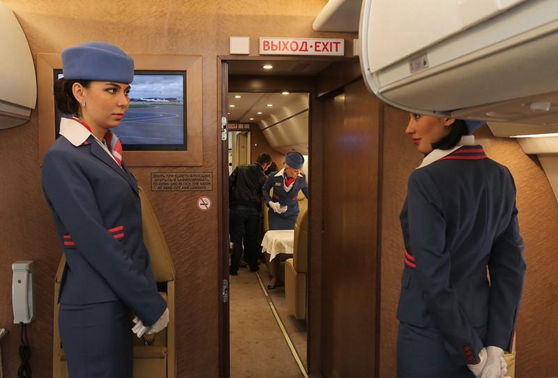 Лучше лететь больным интервью, самолет, стюардесса