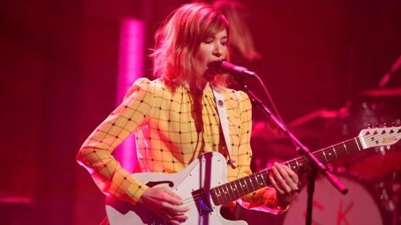 4. Кэрри Браунстин, Sleater-Kinney гитаристки, музыка, музыканты