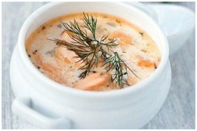 Kalakeitto — финский рыбный суп вкусно, интересное, рецепты, супы