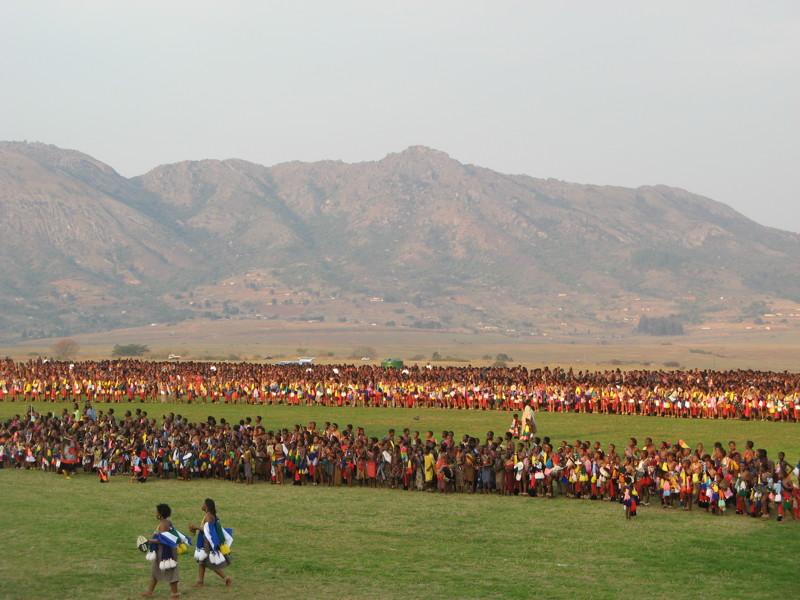 """Свазиленд: """"Все могут короли"""" девственницы, король, свазиленд"""