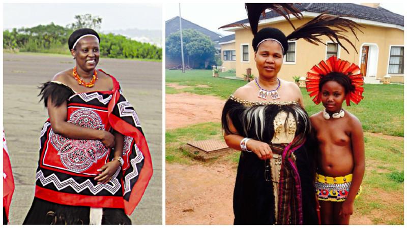 Жены своего короля  девственницы, король, свазиленд
