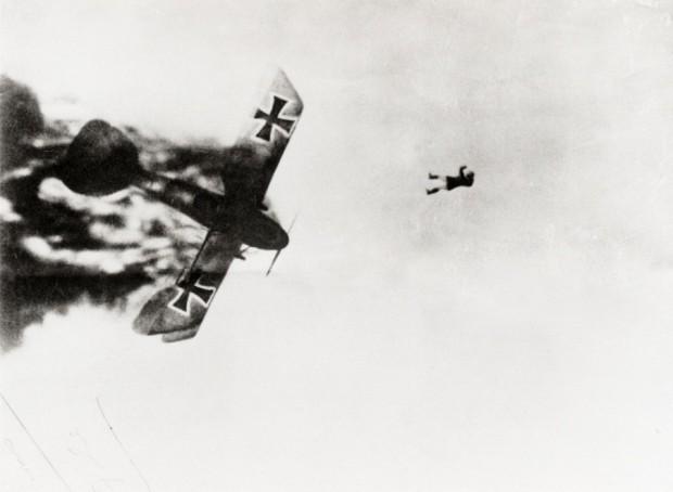1914 год. Сбит немецкий самолет история, события, фото
