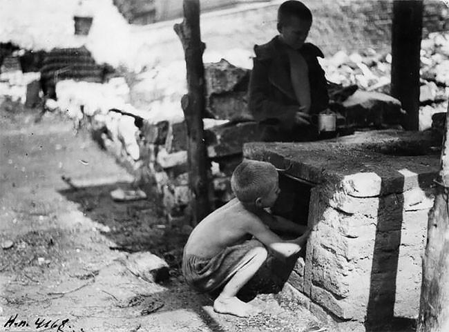 Бывшие уличные дети в Шаболовском детском доме. Москва, 1925 год беспризорники, гражданская война, дети, история, редкие снимки, россия, сироты, фото