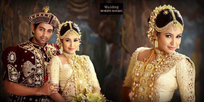 Шри-Ланка в мире, жених, люди, невеста, обряд, одежда, свадьба, традиция
