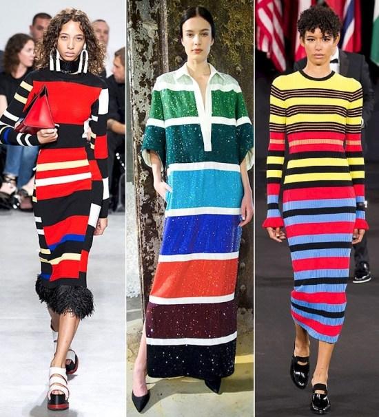 Огромные разноцветные полоски дизайнеры, мода, мода 2017, мода девушки, модные штучки, тенденции, хватит, что вы делаете