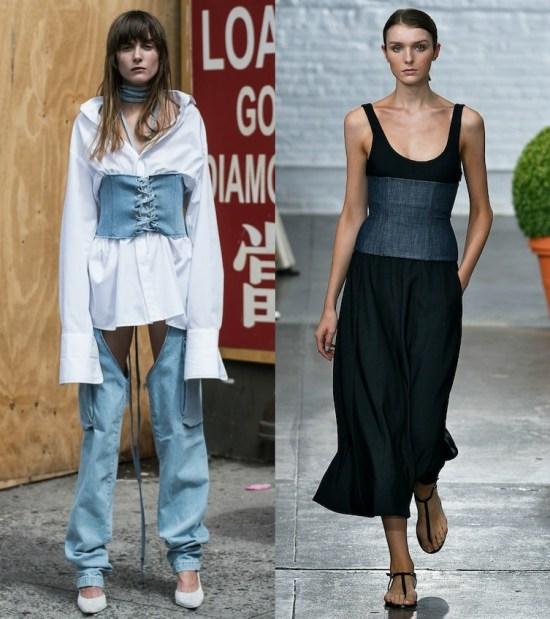 Вейст-синчеры - корсетные пояса дизайнеры, мода, мода 2017, мода девушки, модные штучки, тенденции, хватит, что вы делаете