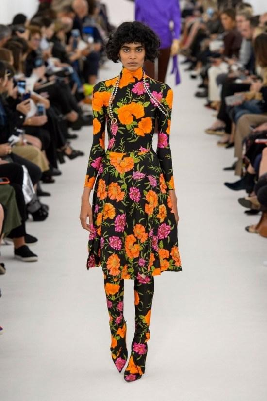 """С головы до ног """"в жутких розочках"""" дизайнеры, мода, мода 2017, мода девушки, модные штучки, тенденции, хватит, что вы делаете"""