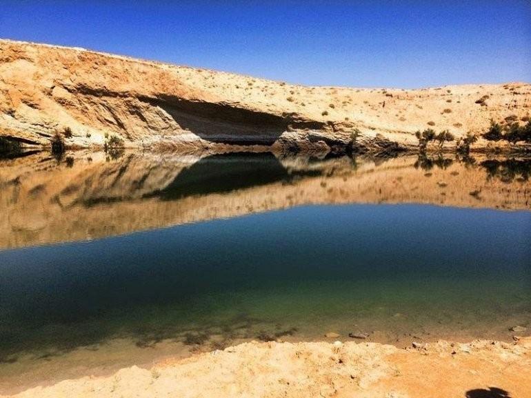 Лак-де-Гафса. Родившееся за ночь озеро Лак-де-Гафса, озеро, путешествия, тунис