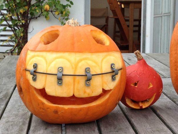 Хэллоуин дантиста  врачи, дантисты, забавно, зубной врач, приколы, стоматологи, фото, юмор