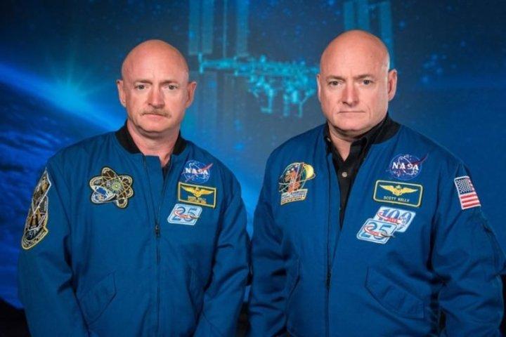 У Марка космический опыт меньше: всего он пробыл в космосе 54 дня nasa, близнец, брат, космос, мкс, омоложение, результат, эксперимент