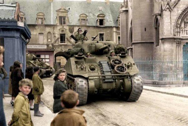 Боевые машины Второй мировой войны фотографии танков