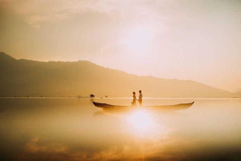 Лагуна Ланг-Ко, Вьетнам. Любовь, отношения, свадебное фото, свадьба, фото, фотограф, фотография