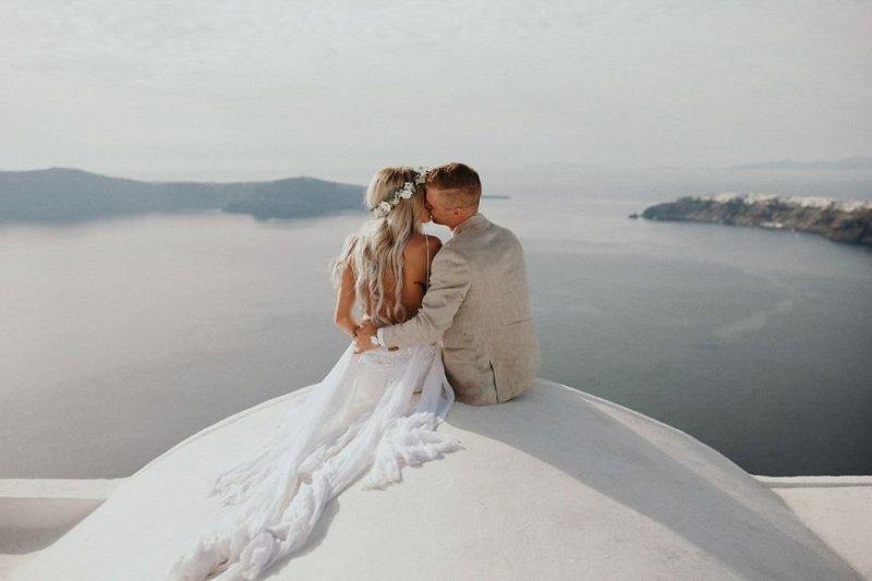 Санторини, Греция. Любовь, отношения, свадебное фото, свадьба, фото, фотограф, фотография