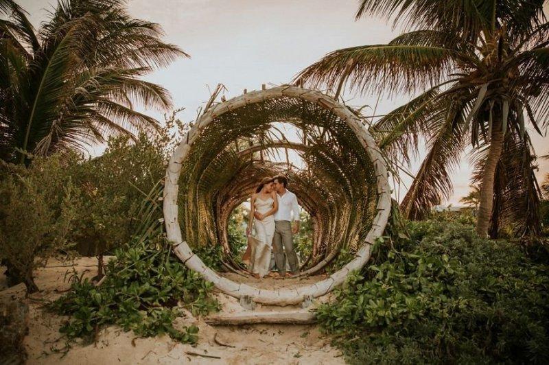 Casa Malca, город Тулум, Мексика. Любовь, отношения, свадебное фото, свадьба, фото, фотограф, фотография