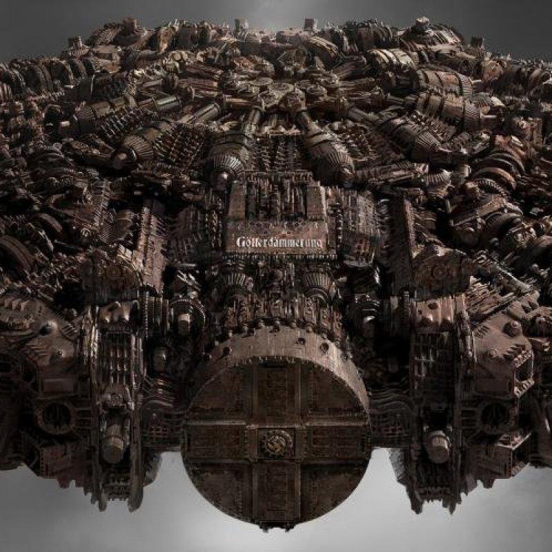 """Корабль из фильма """"Железное небо"""" star trek, вавилон, звездные войны, звездные корабли. космос, интересное, сравнение, фото"""