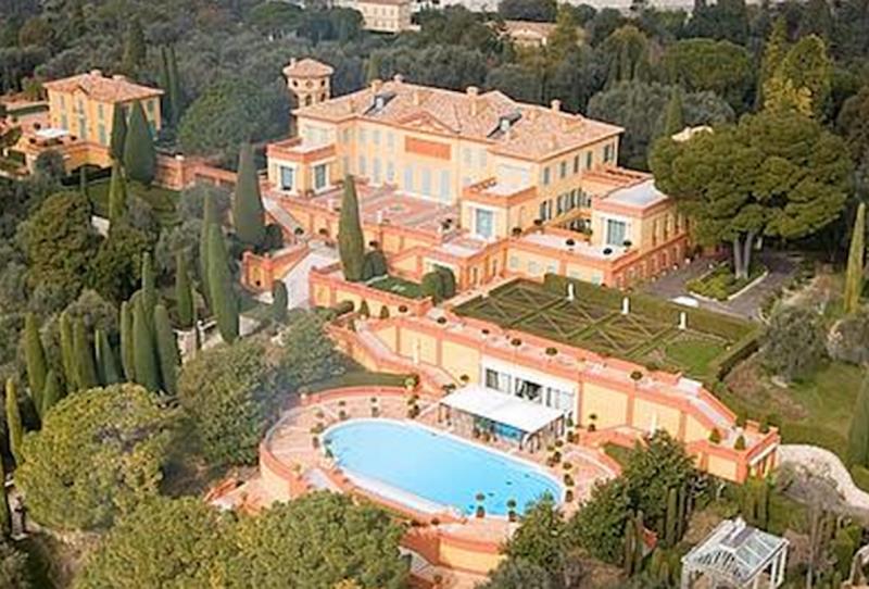 Жить-то где? Вилла Леопольда $500,000,000 богато, вещи, дорого, миллиардеры, покупки