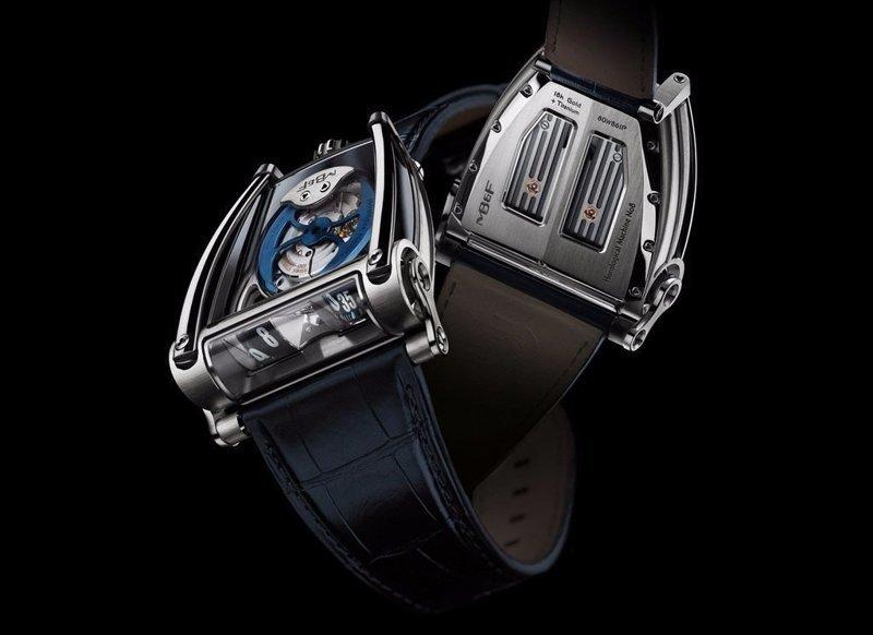 И чисто прислуге на подарок. Часы MB&F Horological Machine 8   $82,000 богато, вещи, дорого, миллиардеры, покупки