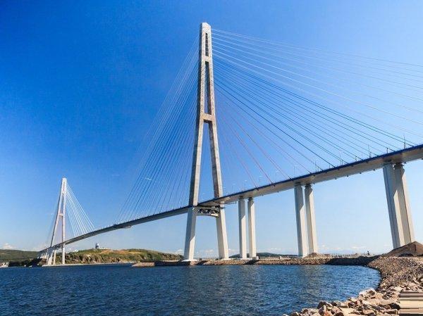 25 самых длинных мостов России