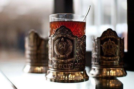 А вы любили пить чай в поезде? СССР, история, фотографии