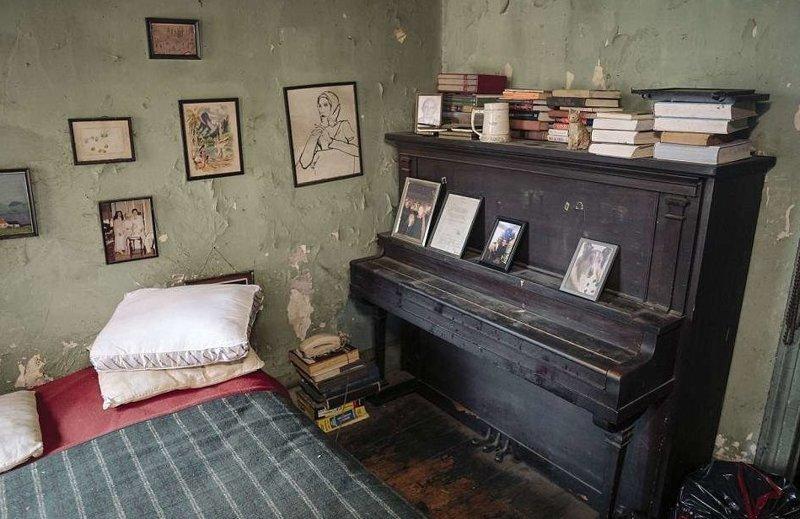 """Ее квартиру называли """"свалкой с характером"""" актриса, апартаменты, аренда, истории, манхэттен, нью-йорк, фото"""