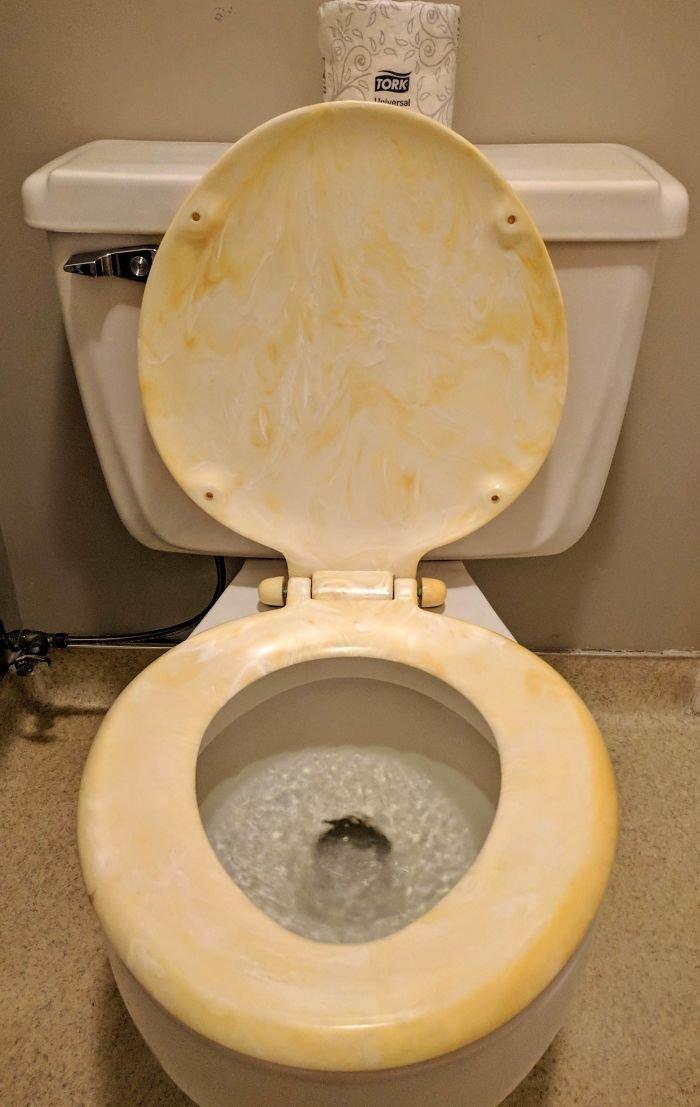 12. Точно желтый мрамор? дизайнер, идея, ошибка, провал, проект, строитель, фото