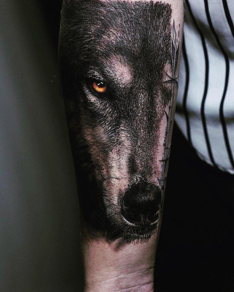 35 невероятно реалистичных татуировок от которых мурашки бегут по