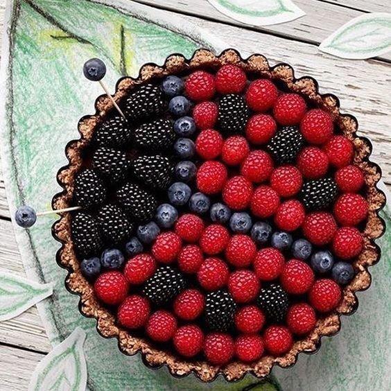Летняя вкуснота - просто, красиво, легко и витаминно еда, красота, летнее настроение, простые рецепты, фрукты