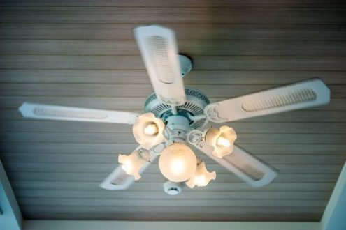 Cost to Install a Ceiling Fan   Estimates and Prices at Fixr National average
