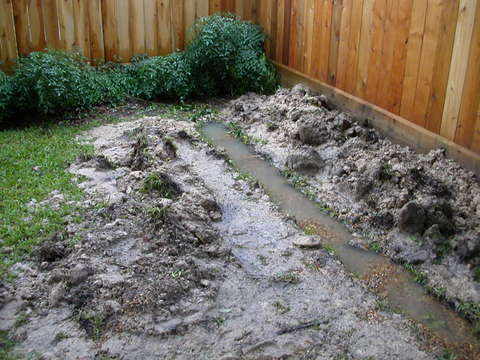 2021 french drain installation cost