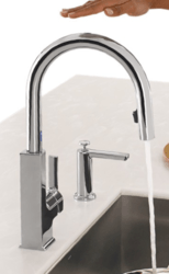 cost to install a kitchen faucet
