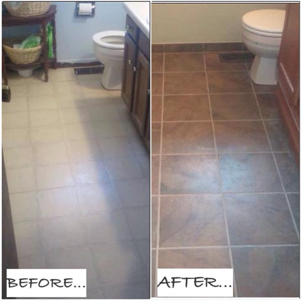 Image Result For Can You Paint Over Floor Tiles In A Bathroom