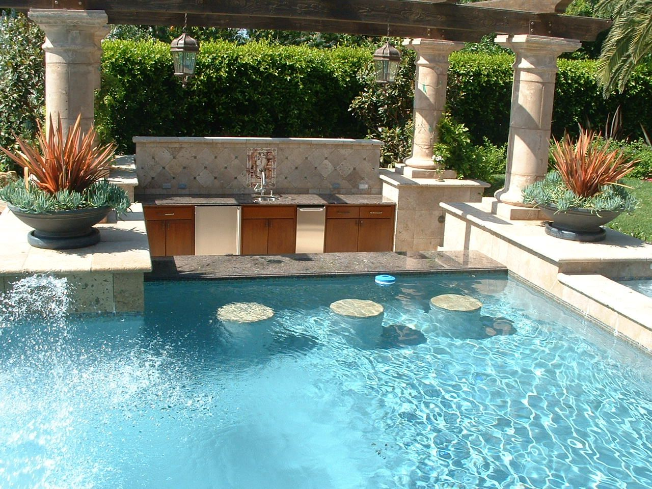 Pools and Spas in Carlsbad, CA - San Diego Dream Pools and ... on Dream Backyard With Pool id=71868