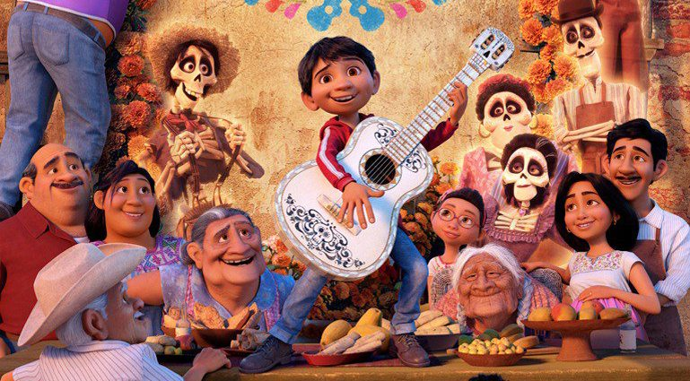 Disney Pixar S Coco Gets A New International Poster