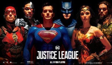 Ranking 2017 s Superhero Movies From Worst to Best 6  Justice League