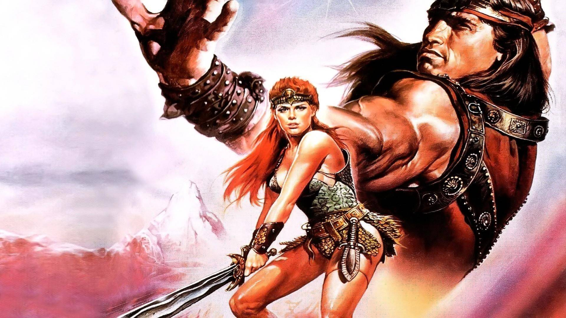 Red Sonja Reboot Moving Forward In The Wake Of Wonder Woman Success Flickering Myth