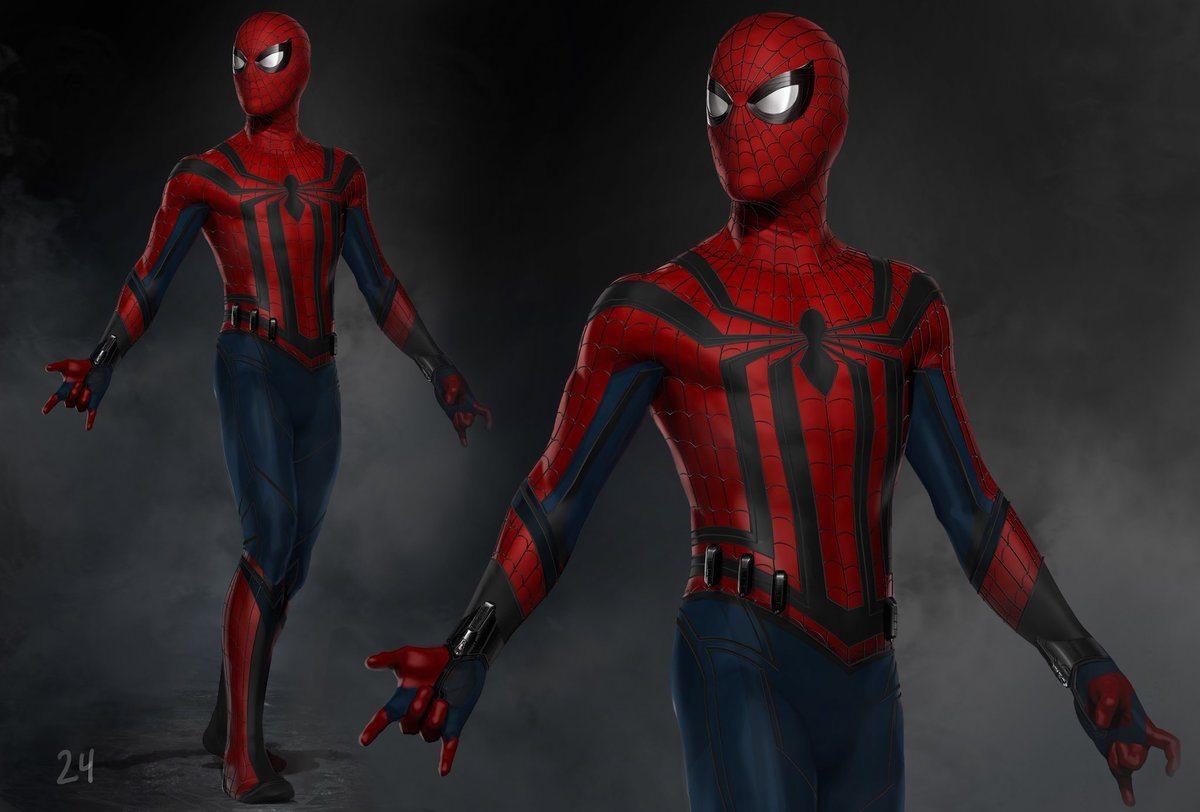 Captain America Civil War Concept Art Shows An Alternate