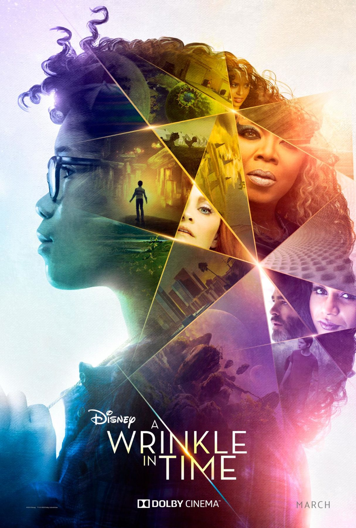 Disney S A Wrinkle In Time Gets A New Poster