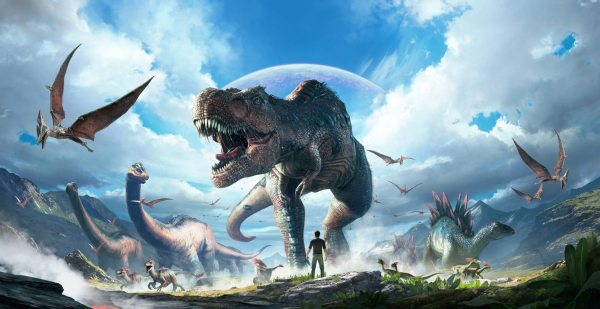 ARK: Survival Evolved gets VR experience ARK Park