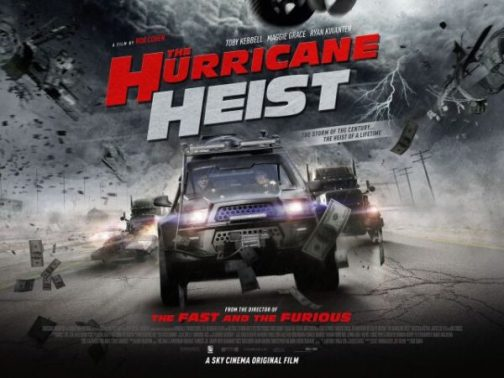 Image result for THE HURRICANE HEIST (2018)