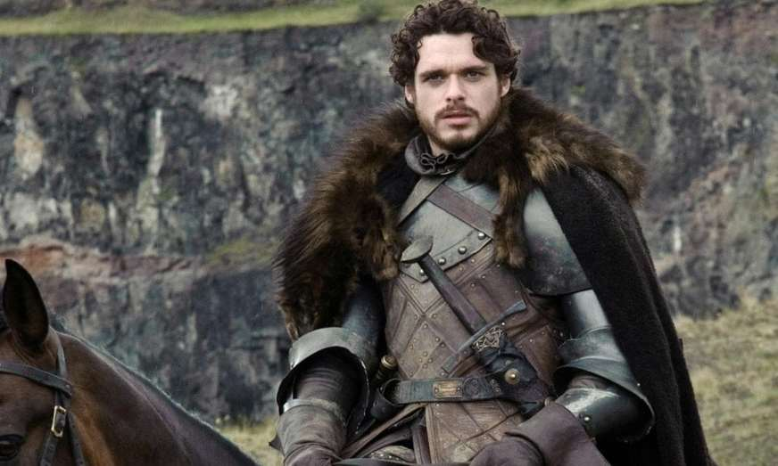 Richard Madden joins Taron Egerton in Elton John film ...