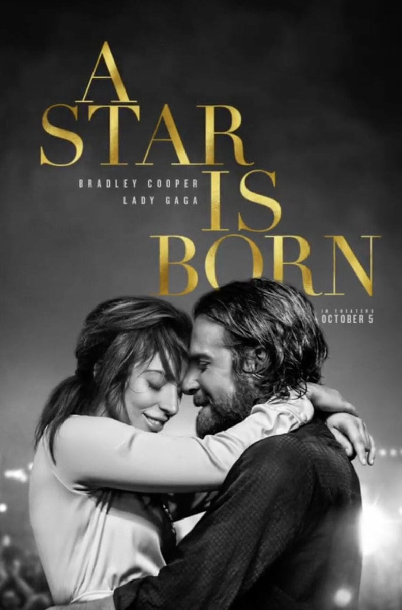 Movie Review - A Star is Born (2018)